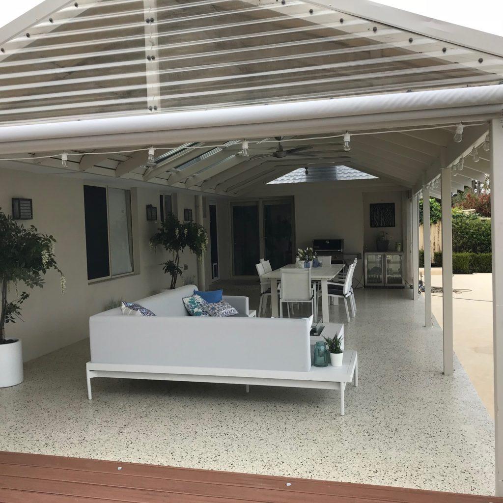 Honed Concrete in Perth